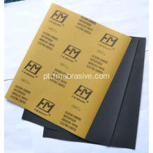 Waterproof Silicon Carbide Craft Paper FM48 180 #