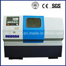 Tamanho pequeno servo motor CNC torno (CK360X800)
