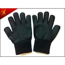 Хлопчатобумажные перчатки зимние акрил