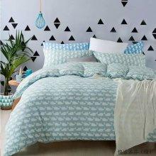 100% пигмент печатных постельных принадлежностей для постельного белья
