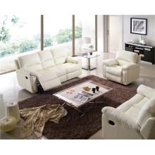 Sofá elétrico reclinável EUA L & P sofá do mecanismo para baixo do sofá (896 #)