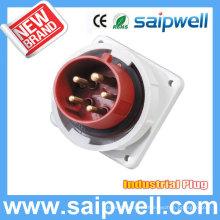 2014 Горячие продажи IP67 электрическая вилка типа 32a SP832 сделано в Китае