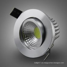 LED Down Light COB LED Foco LED Bombilla LED