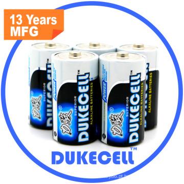 Apoio do OEM do fornecedor da bateria alcalina de C Lr14 Am2 1.5V
