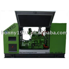 Generador diesel insonorizado Potencia nominal 45kW 56kVA 50Hz