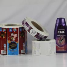 Etiqueta adhesiva autoadhesiva de alta calidad modificada para requisitos particulares