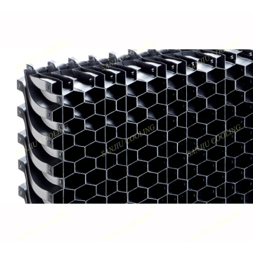 Air Inlet Louvers for Cooling Towers