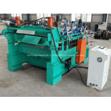 Machine de redressage automatique à longueur de coupe