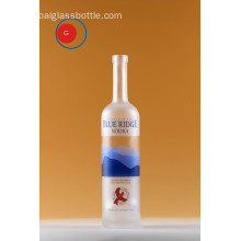 Liquor Wodka Glass Bottle Verkauf