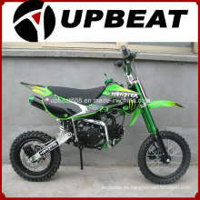 Upbeat 125cc Cuatro Stroke Bike, Mini Cross 125cc Pit Bike Lifan Dirt Bike con Cuerpo Klx