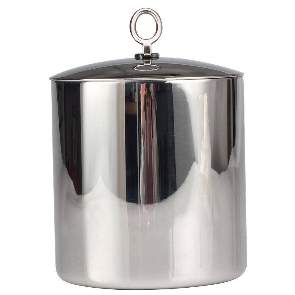 Double Wall Stainless Steel Insulated Ice Bucket