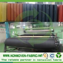Fournisseur professionnel de tissu non-tissé audité par SGS