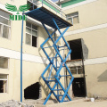 Fix In-Ground Scissor Lift Platform للبيع