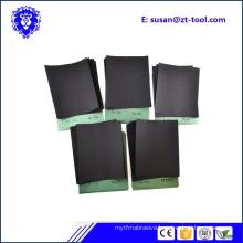 sand paper/abrasive paper/sanding sheet for polishing