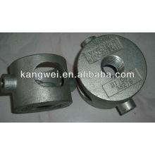Steel casting part