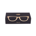 Pakej Eyewear Logo Design Black Packaging Box