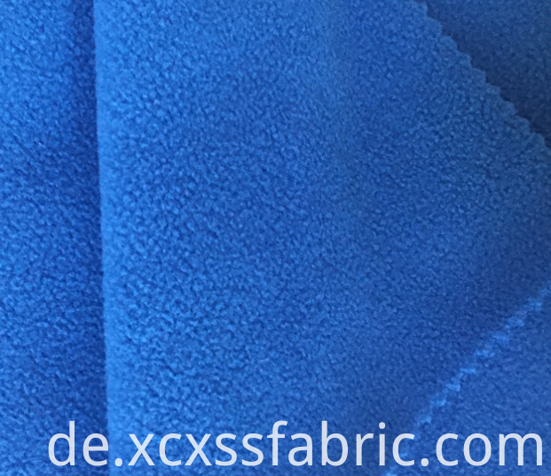 anti pilling cheap bonded polar fleece fabric