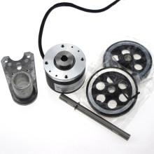 Encodeur rotatif absolu incrémental de roue de Yumo Isa5208 série 52mm 8mm