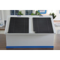 Solar Collector Used in Extremely Cold Region of Siberia for Greeen House of Belaya Dacha Group