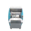 8 color pvc rubber label making machine