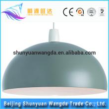 Lâmpada elegante estilo chinês suporte de alumínio levou lâmpada habitação