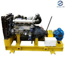 CE Approved KCB960 Diesel Engine Driven Gear Oil Pump