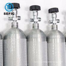 Professionally Supply Aquarium Co2 Cylinder