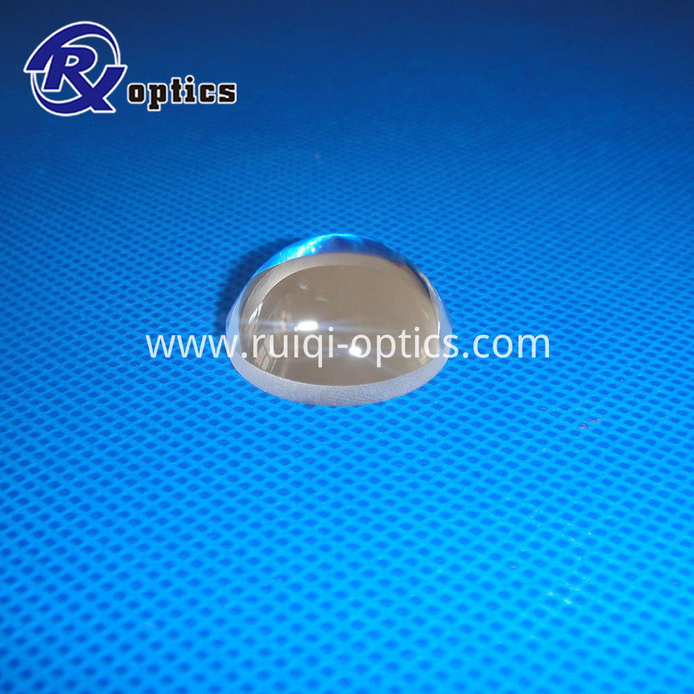Led Aspheric Glass Lens