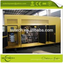 Factory price 600Kva silent diesel generator, powered by Cummins KTA19-G8 engine