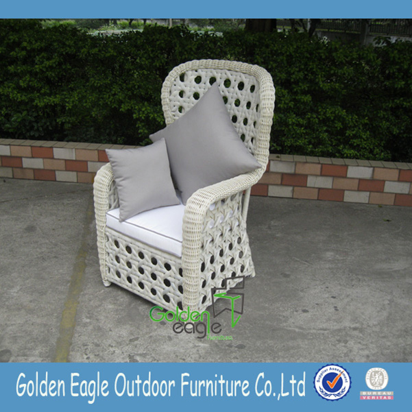 modern rattan aluminum furniture