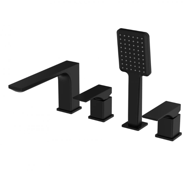 Bathroom Faucet black for Tub