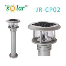 Fabricant de fournisseurs de gros feux de Lanterne solaire LED en aluminium