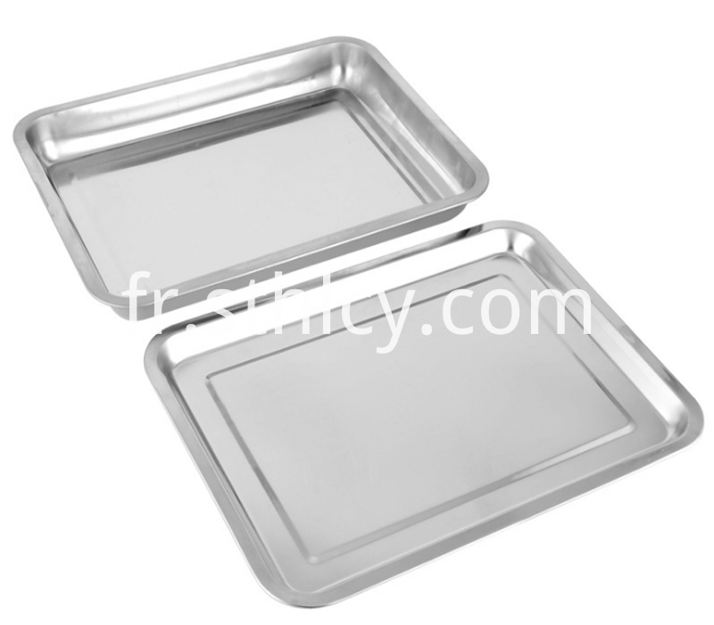 304 Stainless Steel Bake Ware