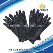 Mikrofaser-Handschuhe kundenspezifische Druck-Mikrofaser-Gläser Reinigungstuch