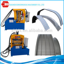 High Cost-Performance Automatic Hydraulic Roof Crimping Metal Sheet Bending Machine From China Trusty Manufacturer