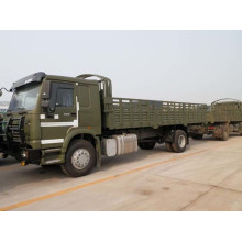 China 4X4 Awd Flatbed Truck (10 cbm)