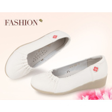 wholesale medical white leather nursing shoes