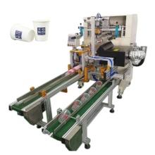 Impresora de la máquina de serigrafía de la taza de papel
