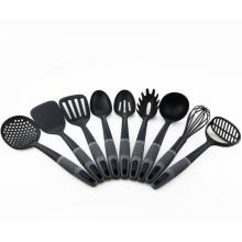 Nylon resistente al calore 9PC con utensili per impugnature in PP