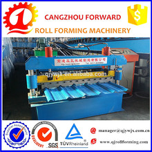 Automatisches Aluminiumdachblech, das Maschine herstellt