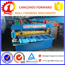 Automatic Aluminium Roofing Sheet Making Machine