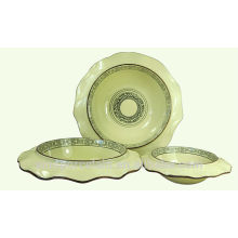 NEW Ceramic Lotus Leaf Bowl with Classical Style of China for BS-H0010