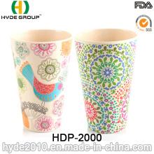 Recyclebar Umwelt Bambusfaser Cup (HDP-2000)