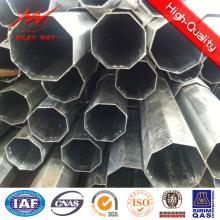 69kv ASTM A123 Safety Factor 1.2 Octogonal Electric Steel Pole