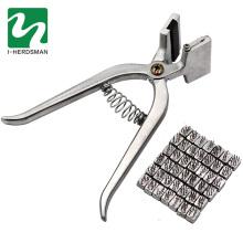stainless steel tattoo plier wire cutter plier