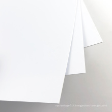 White Opaque PC Sheet/PC Core Film For Credit Card/pass port