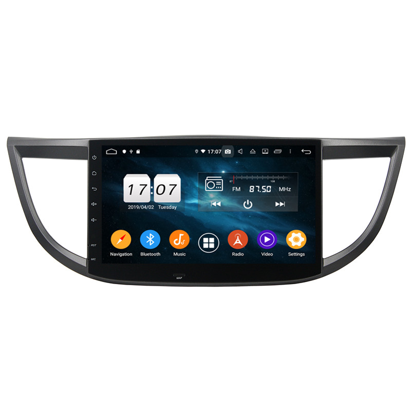 CRV Android 9.0 Head Unit