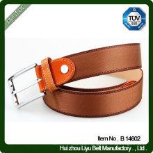 Nickel Free Buckle Italian Leather Belts Wholesale