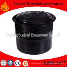 Ustensiles de cuisine de pot de émail de Sunq de 33qt adaptés aux besoins du client