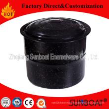 33qt Sunboat Enamel Stock Pot Kitchenware Customized